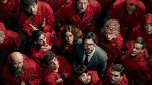 tokoh series money heist
