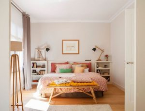 dekorasi minimalis kamar tidur