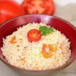 Cara Mudah Meracik Nasi Tomat Gurih di Rumah