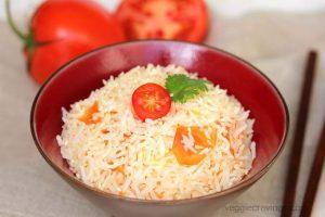 nasi tomat gurih