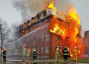 tipe kebakaran