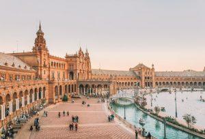 Seville Spanyol